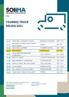 Truck SOLIHA_tournée